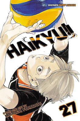Haikyu!! (Paperback) #27