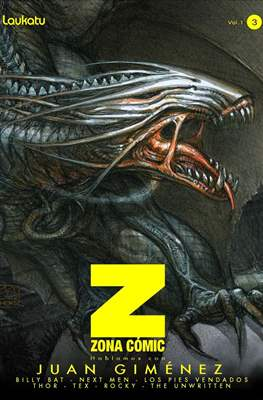 Zona Cómic (Grapa) #3