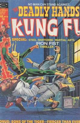 Deadly Hands of Kung Fu Vol 1 #10