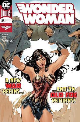 Wonder Woman Vol. 5 (2016-) (Comic book) #58