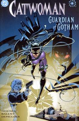 Catwoman: Guardian of Gotham (1999) (Softcover) #2
