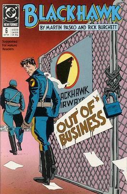 Blackhawk Vol 3: (1989-1990) #6