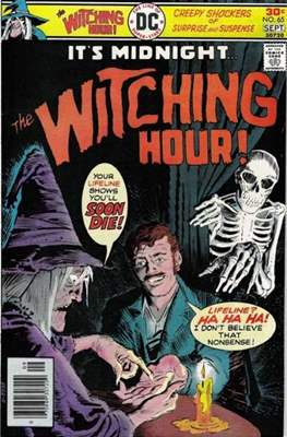 The Witching Hour Vol.1 (Comic Book) #65