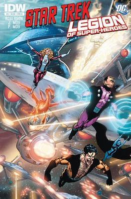 Star Trek/Legion of Superheroes (Grapa) #4