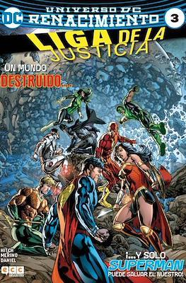 Liga de la Justicia (Rústica) #3