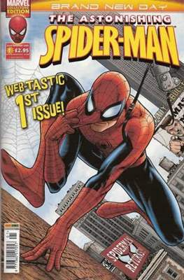 The Astonishing Spider-Man Vol. 3