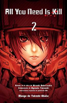 All You Need Is Kill (Rústica con sobrecubierta) #2