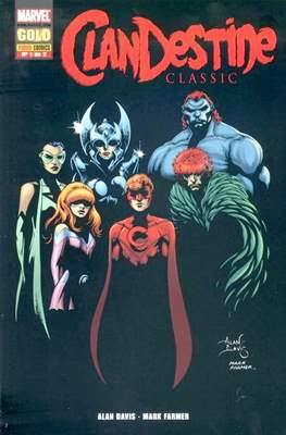 ClanDestine Classic. Marvel Gold #1