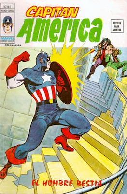 Capitán América Vol. 3 #11