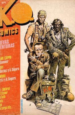 K.O. Comics