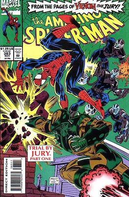 The Amazing Spider-Man Vol. 1 (1963-1998) (Comic-book) #383
