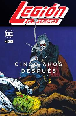 Legion de Superhéroes: Cinco Años Después (Cartoné 368-424-384 pp) #2