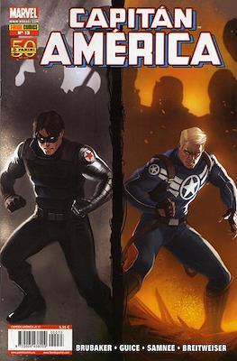 Capitán América Vol. 8 (2011-) (Grapa) #13