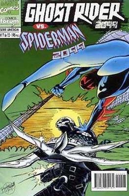 Ghost Rider 2099 (Grapa 24 pp) #7