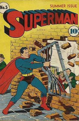Superman Vol. 1 / Adventures of Superman Vol. 1 (1939-2011) #5