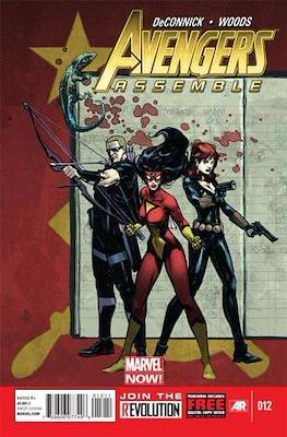 Avengers Assemble Vol. 2 (2012-2014) (Comic-Book) #12
