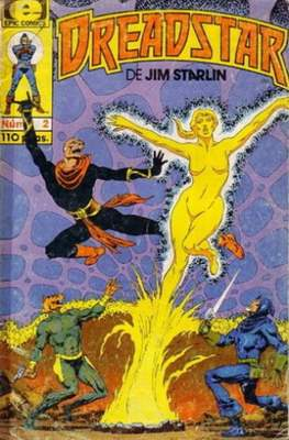 Dreadstar Vol. 1 (Grapa. 17x26. Color. (1985).) #2