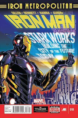 Iron Man (Vol. 5 2012-2014) (Comic Book) #18