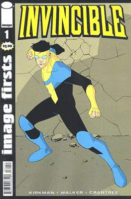 Image Firsts: Invincible