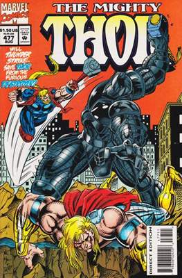 Journey into Mystery / Thor Vol 1 (Comic Book) #477