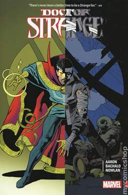 Doctor Strange (Vol. 4 2015-2018) (Hardcover 304-272 pp) #2