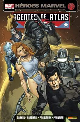 Agentes de Atlas #2