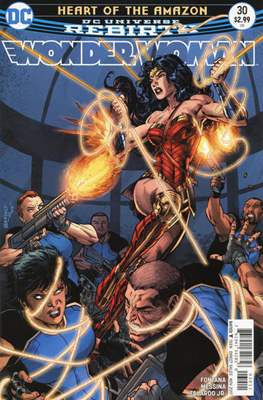 Wonder Woman Vol. 5 (2016-2020) (Comic book) #30