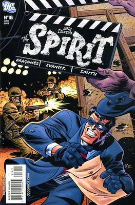 The Spirit (2007-2009) (Saddle-stitched) #16