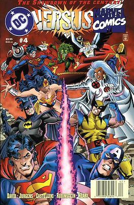 DC Versus Marvel / Marvel Versus DC (Comic Book) #4