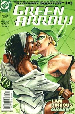 Green Arrow Vol. 3 (2001-2007) (Comic book) #28