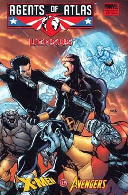 Agents of Atlas versus X-Men & The Avengers