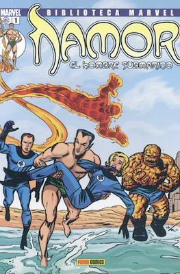 Biblioteca Marvel: Namor (2006-2007)