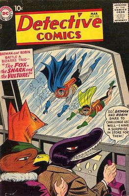 Detective Comics Vol. 1 (1937-2011; 2016-) (Comic Book) #253