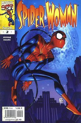 Spider-Woman (2000-2001) (Grapa. 17x26. 24 páginas. Color.) #2