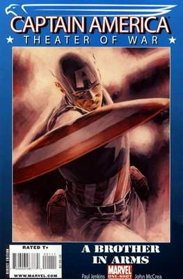Captain America: Theater of War #4