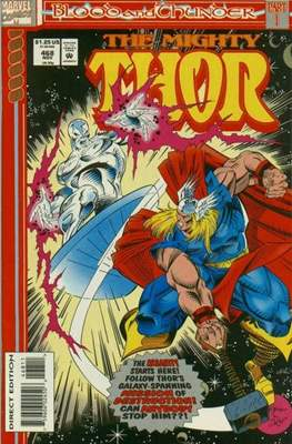 Journey into Mystery / Thor Vol 1 #468