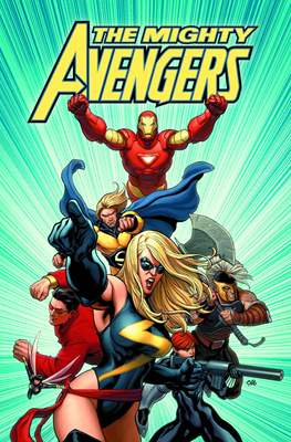 The Mighty Avengers Vol. 1 (2007-2010) (HC) #1