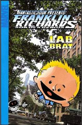 Franklin Richards. Son of a Genius (Softcover) #1