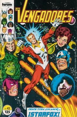 Los Vengadores Vol. 1 (1983-1994) #42