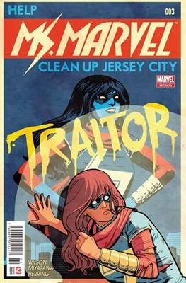 Ms. Marvel (2016-2017) #3