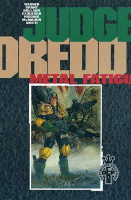 Judge Dredd: Definitive Edition (Softcover 64 pp) #4