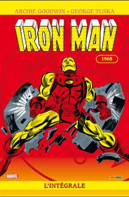 Iron Man: L'intégrale #4