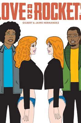Love and Rockets Vol. 4 #2