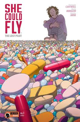 She Could Fly: The Lost Pilot (Comic Book) #3