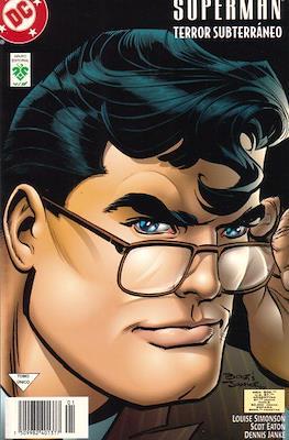 Superman. Terror subterraneo
