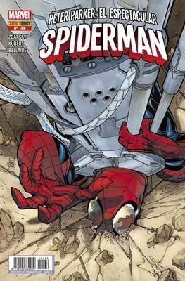 Spiderman Vol. 7 / Spiderman Superior / El Asombroso Spiderman (2006-) (Rústica) #136