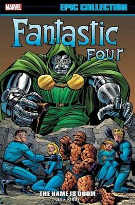 Fantastic Four Epic Collection #5