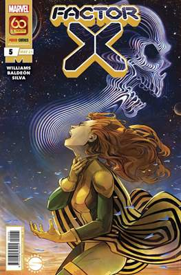 Factor-X (2020-) #5