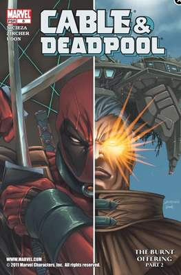Cable & Deadpool (Comic-Book) #8
