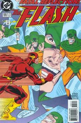 The Flash Vol. 2 (1987-2006) (Comic Book) #105